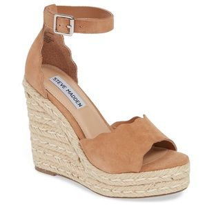 Steve Madden Susanna Espadrille Wedge Sandals